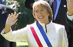 Chilean-President-Michelle-Bachele