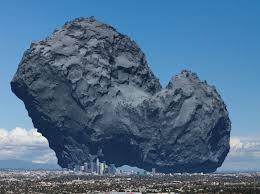 Churyumov-Gerasimenko-compared-to-los-angeles